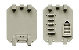 Spellcrow Conversion Bits: Space Knights Doors for Heavy Vehicles