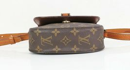 Authentic LOUIS VUITTON Saint Cloud PM Monogram Shoulder Bag #35015 image 5