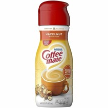 Nestle Coffee Mate Hazelnut Flavor 16 oz - $12.86