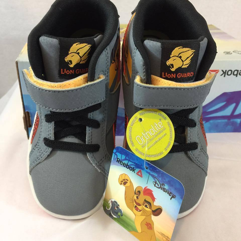 ReebokThe Lion Guard Court Mid AR1916 toddlers