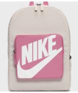 Nike Classic Backpack Beige/Pink - $29.95