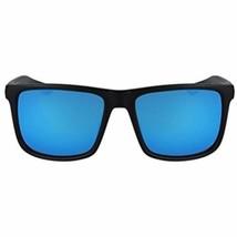 DRAGON DR DRAC LL H2O 007 Matte Black POLARIZED Sunglasses with Blue Ion... - $138.55