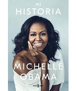 Mi Historia De Michelle Obama De Tapa Dura Version En Espanol Becoming H... - £33.09 GBP