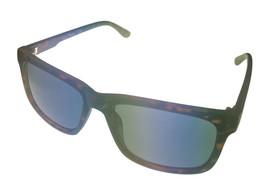 Timberland Men Sunglass Matt Tortoise Plastic Square, Brown Lens TB7153 52A - $17.99