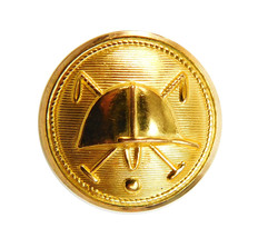 """Org Ralph Lauren Polo Hat Gold color Metal Replacement Blazer Sleeve button .60"""" - $4.46"""