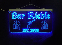 Personalized Sign,  Bar, Man Cave, Business, Garage, Multi-Color - Gift ... - $96.03