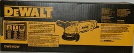 DeWalt DWE402W 4 1/2 inch Paddle Switch Small Angle Grinder with Wheel Corded image 3