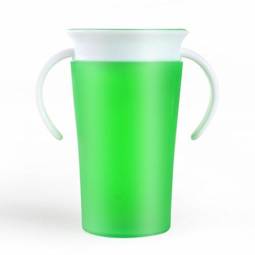 260ml Toddler Drinking 360 Miracle Sippy Training Cup
