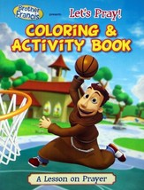 Brother Francis Let's Pray Coloring & Activity Book Children's Brand NEW - $8.20