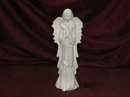 pyop Wispy Angel of Prayer U Paint Ready to Paint Ceramic Bisque - $5.99