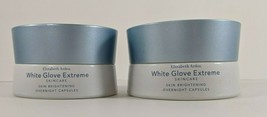 Elizabeth Arden White Glove Extreme Set of 2 Skin Brightening Capsules O... - $12.86
