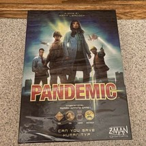 Z-Man Pandemic Board Game New In Sealed Package ZMG71100 - $39.59