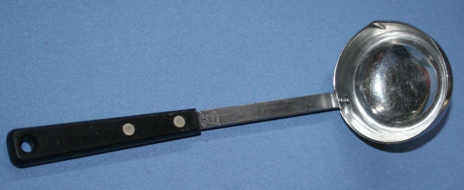 EKCO Forge Edelstahl VTG Schöpfkelle Dipper and similar items