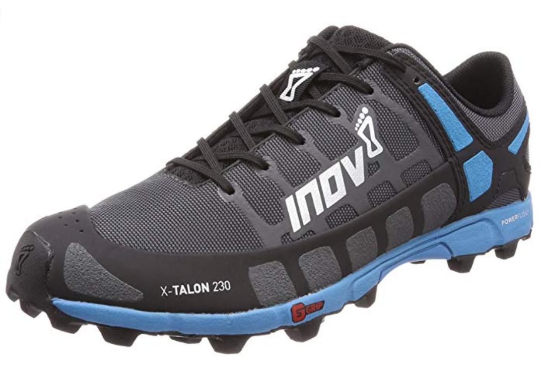 Inov-8 X-Talon 230 Size 12 M (D) EU 45.5 Men's Trail Running Shoes Blue 000710