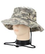 Desert Digital Camo Boonie Bucket Hat Cap Summer Men Sun 100% Cotton Siz... - $21.90