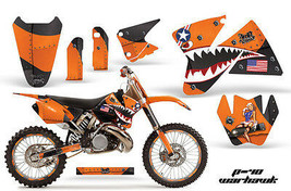Decal Graphic Kit Wrap + Number Plates For KTM SX/XC/EXC/MXC 1998-2001 W... - $294.26