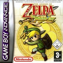 The Legend of Zelda - The Minish Cap [Game Boy Advance] Unknown - $24.99