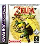 The Legend of Zelda - The Minish Cap [Game Boy Advance] Unknown - $24.99