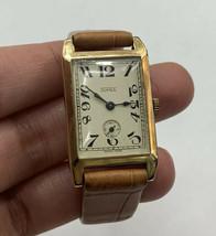 Gold Vintage Watch  Sunrex Ladies Wristwatch Womens Antique - $963.53