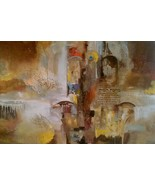 The blessing Painting by Dalia Kantor - $1,185.00+