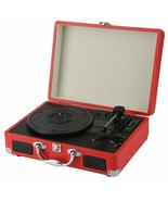 Record Player 3-Speed Stereo Turntable With Playing Function - $178.19