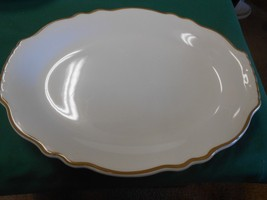 "Great Vintage HOMER LAUGHLIN China.......PLATTER  12.5"" x 9.75"" - $6.64"