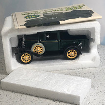 NATIONAL MOTOR MUSEUM MINT diecast model A truck 1931 Ford green yellow ... - $39.55