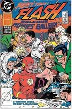 The Flash Comic Book 2nd Series #19 DC Comics 1988 FINE+ - $2.50