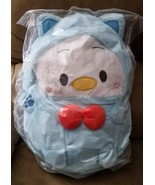 "DISNEY DONALD DUCK w CAT COSTUME Brand New Plush Stuffed Animal 17"" JAPA... - $39.99"