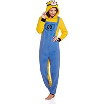 Minion Adult Union Suit, Adult, Yellow/Blue, X-... - $39.99