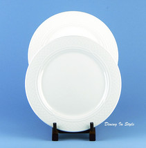 "Set of 2 Dinner Plates (9-7/8"") Homer Laughlin,... - $19.30"
