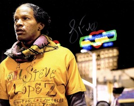 JAMIE FOXX AUTOGRAPHED Hand SIGNED 8x10 PHOTO THE SOLOIST Nathaniel w/COA - $89.99