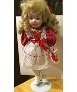 Sweetheart Val Doll w/ Stand - $9.49