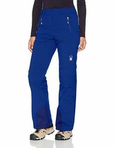 Spyder Women's Winner Tailored Fit Pant,Ski Snowboard,Size 14,Inseam Lon... - $69.00