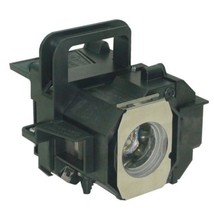 Original Osram Lamp With Housing For Epson ELPLP49 - $134.63