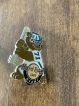 Hard Rock Cafe Miami Sports Bear Series Baseball - $5.00