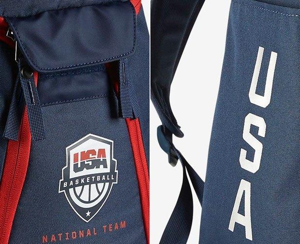 2018 Fashion backpack USA Dream team  image 2