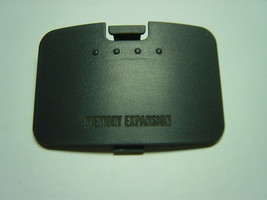 Nintendo 64 Memory Expansion Port Cover - Genuine Replacement Part N64 - JAPAN B - $3.49
