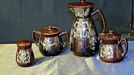 Tea pot, Sugar and Creamer Set AB 120 Vintage  image 7
