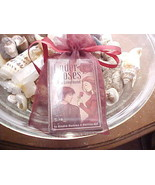NEW SMALL Under the Roses LENORMAND Tarot Cards Deck + Bag Romantic Art US Stock - $12.22