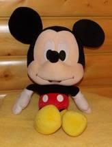 "Disney Plush BIG 22"" Mickey Mouse Wonderful Ful... - $12.95"