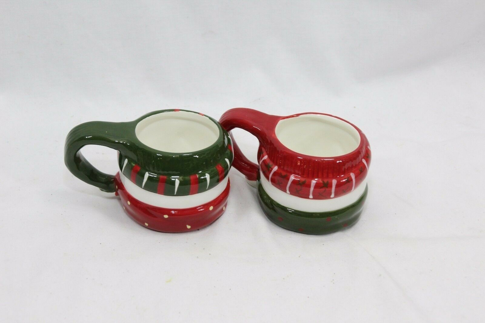 Snowman Xmas 4 Cups and 4 Saucers image 11