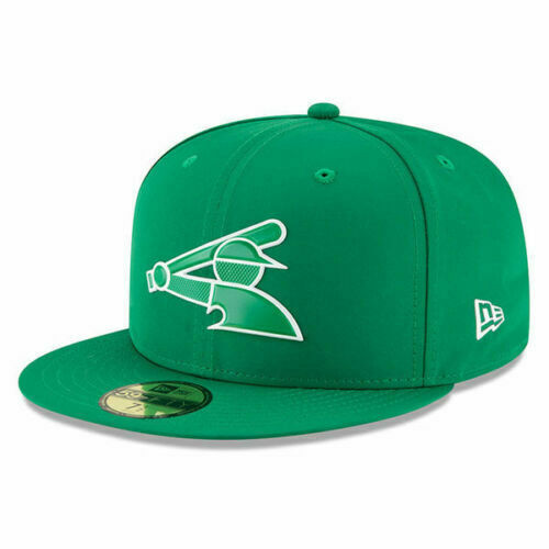 New Era Chicago White Sox 59Fifty 2018 SPD Prolight Fitted Hat Green Size 7 7/8