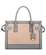 Nine West Clean Living Tote Pink/Grey - $74.25