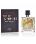 Hermes Terre D'Hermes for Men By Hermes Limited Edition Pure Perfume Spr... - $97.98
