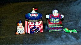 Stocking Stuffers, Christmas Ornaments AA20-2071 Vintage Collectible image 7