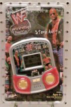 Mga Entertaiment - Wwf - Lcd Game - Steve Austin - Made In 1998 - Model 234883 - $39.99