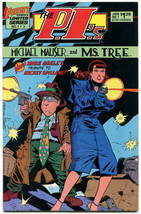 The P.I.'s Michael Mauser Ms Tree 1 2 3 NM 9.4 1981 Complete Set Lot Max... - $9.89
