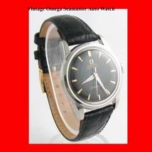 Mint Steel Omega SeaMaster Auto Gents Wrist Watch 1957 - $1,262.20