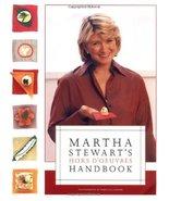 Martha Stewart's Hors d'Oeuvres Handbook [Mar 30, 1999] Stewart, Martha - $14.97